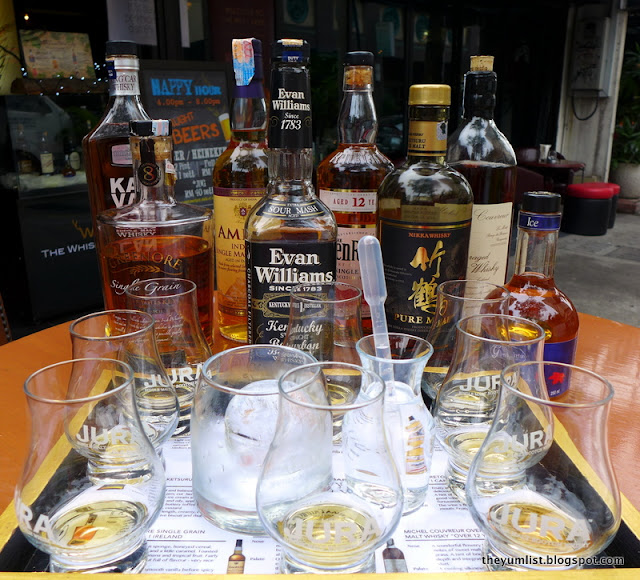 largest whisky selection in Asia