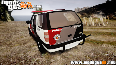 IV - Chevrolet Blazer 2010 Tactical Force [ELS]