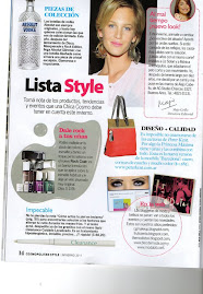 Cg make up en Cosmopolitan