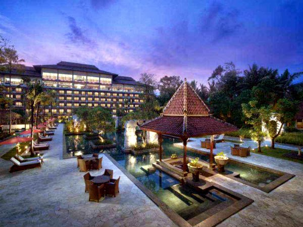hotel dekat bandara Jogja Sheraton
