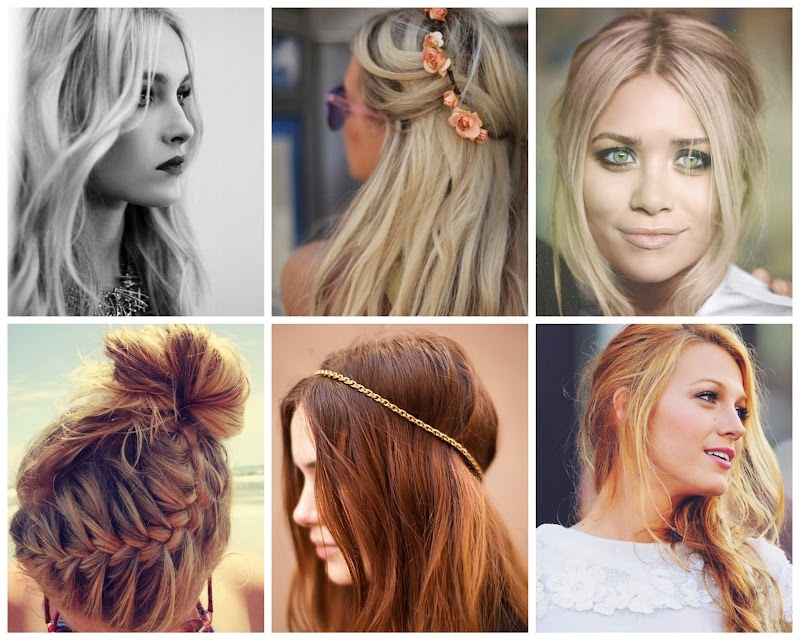 INSPIRATION | HAIRSTYLE INSPIRATION