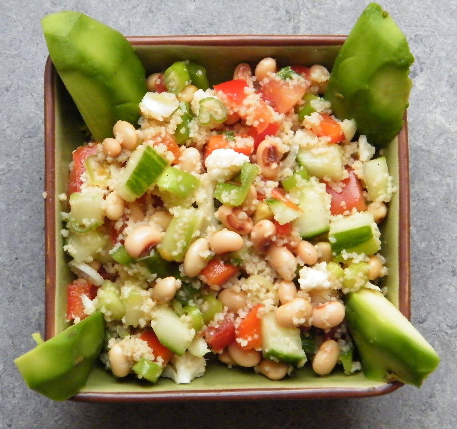 black eyed pea salad saladu ñebbe global senegal s black eyed pea ...