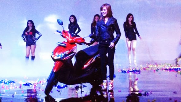 New Honda Vario 110 PGM-FI Injeksi Terbaru 2014