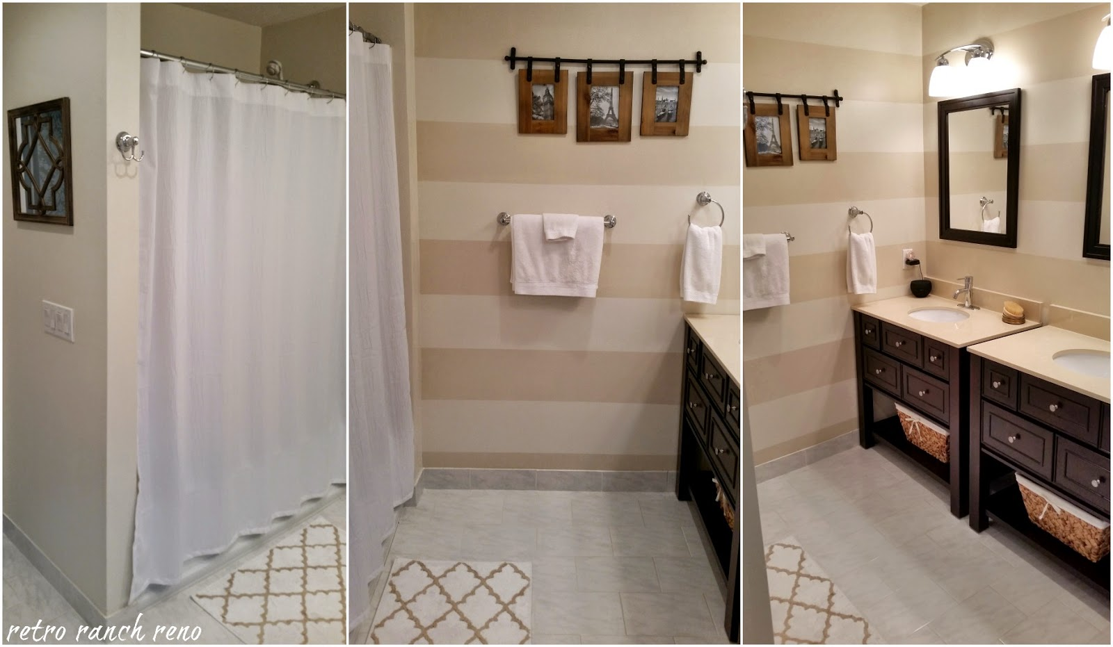 1950 bathroom remodel - I Love How Spacious This Bathroom Is Now