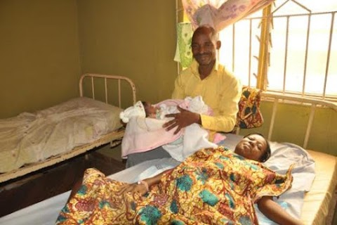 Woman delivers baby from four-year-old pregnancy in Ogun (Photos)