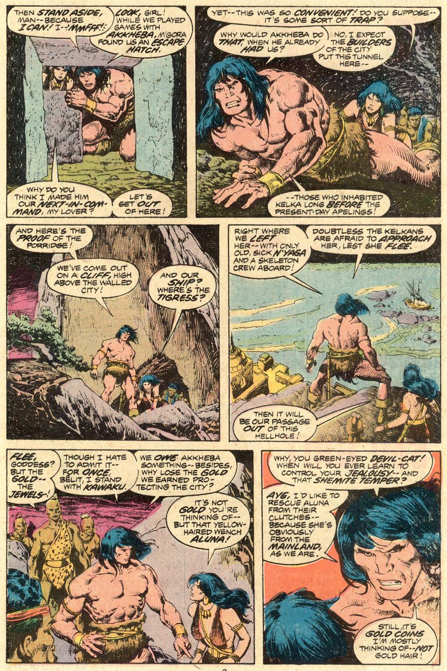 Conan the Barbarian (1970) Issue #71 #83 - English 4