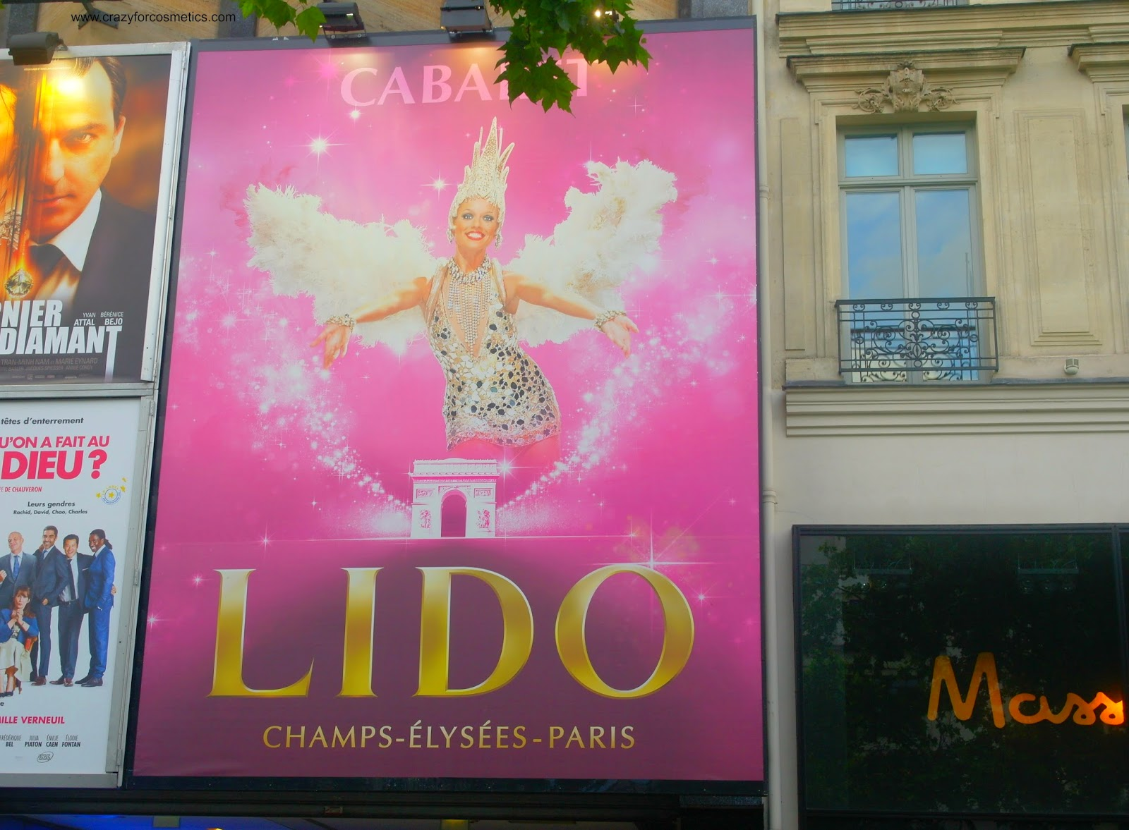Lido show Paris 2014