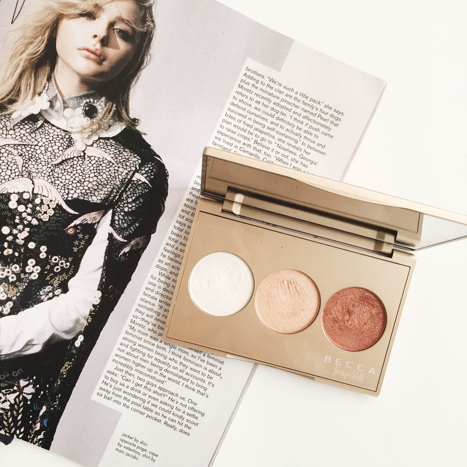 Game Changer: A Highlighting Palette That Gives You The PerfectGlow