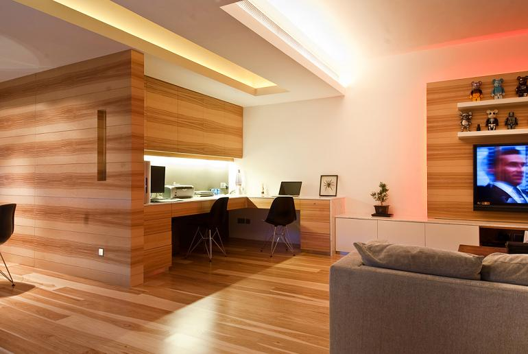 Latest Unique Wood Interior Design In Office And Home