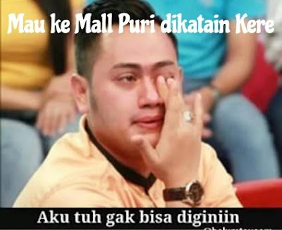 "Muncul Meme #KamiKereLippoMall Karena ""Admin"" Salah Ngetweet"