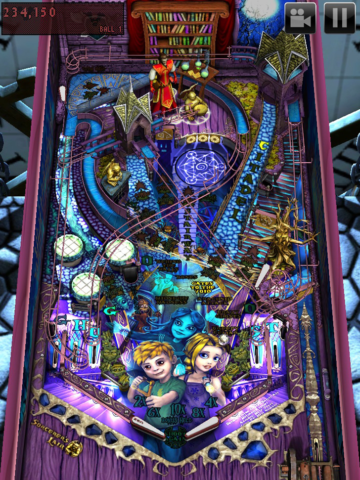 Zen Pinball Free App Game By ZEN Studios Ltd