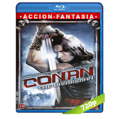 Conan El Barbaro (1982) BRRip 720p Audio Trial Latino-Castellano-Ingles 5.1