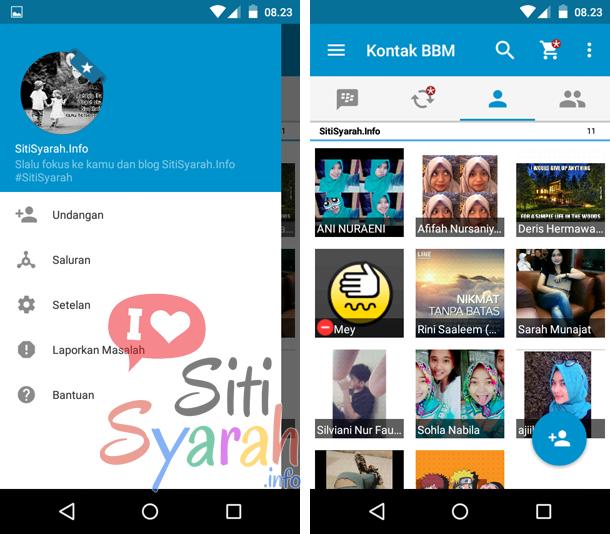BBM Terbaru Versi 2.9.0.44 Android