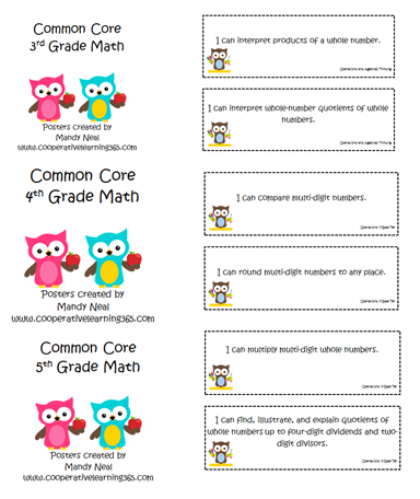 Posters to show the meaning of MAthematical Practices 1 - 8 ...