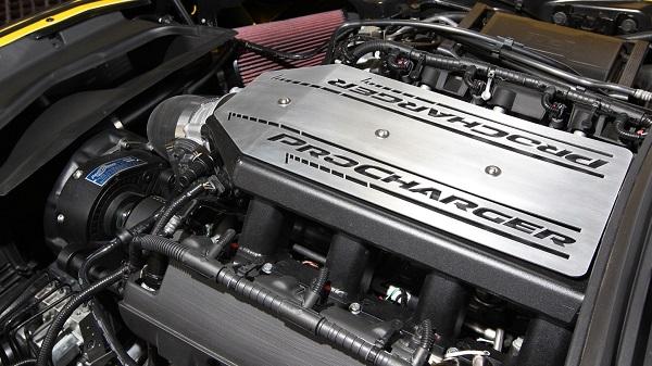 Chevrolet Corvette Z06 by ProCharger