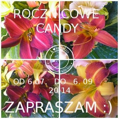Rocznicowe Candy