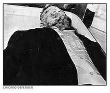 14 Yr Old Emmett Till Senseless Brutal Killing