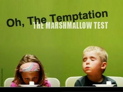 {Το τεστ με τα marshmallows!}