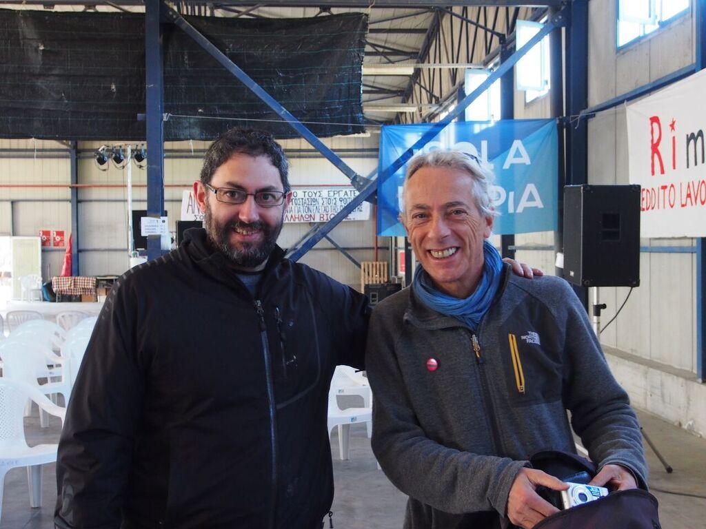 Economie des travailleurs Thessalonique