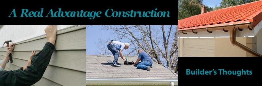 A Real Advantage Roofing Contractors