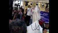 بالفيديو يد الاخوان تمتد بالعدوان على دار ايتام بشبرا والامن المركزى يتدخل