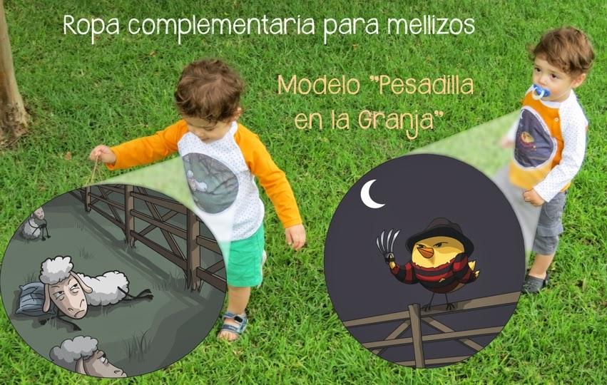 http://www.igualesdesiguales.com.ar/ropa-para-gemelos/pareja-de-camisetas-complementarias/
