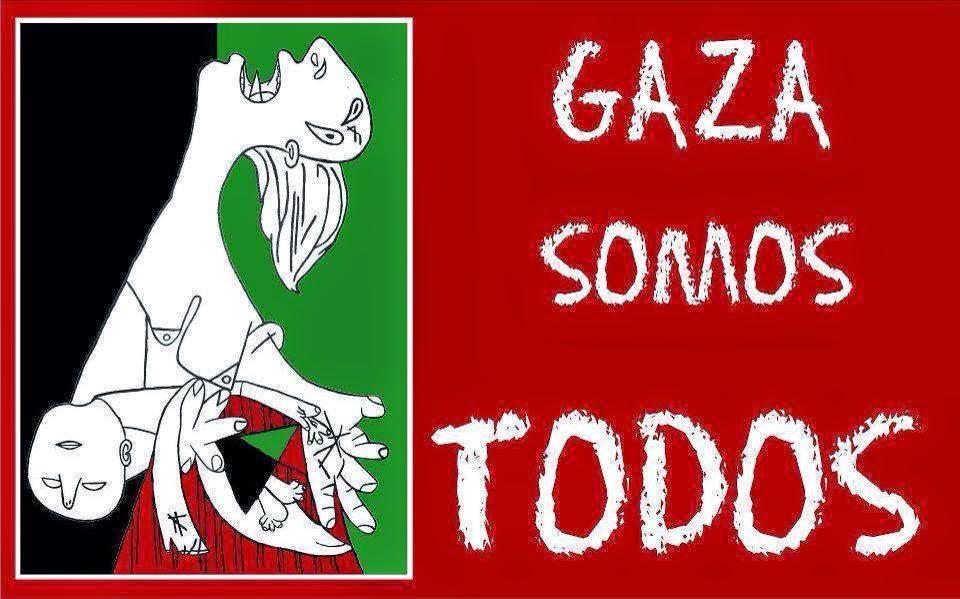 Gaza são todos os que não oprimem e não são cúmlices do atual genocídio.