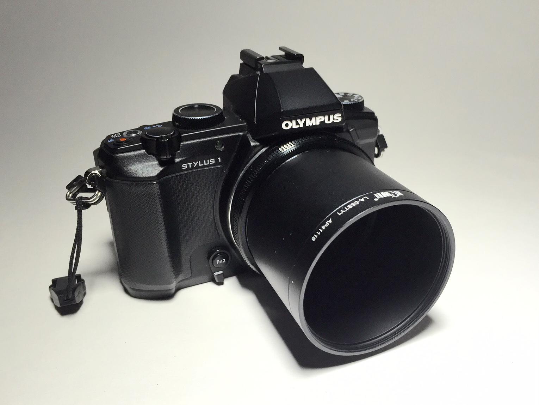Amazon.com : Olympus Stylus 1 12 MP Digital Camera with 10.7X f2.8 ...
