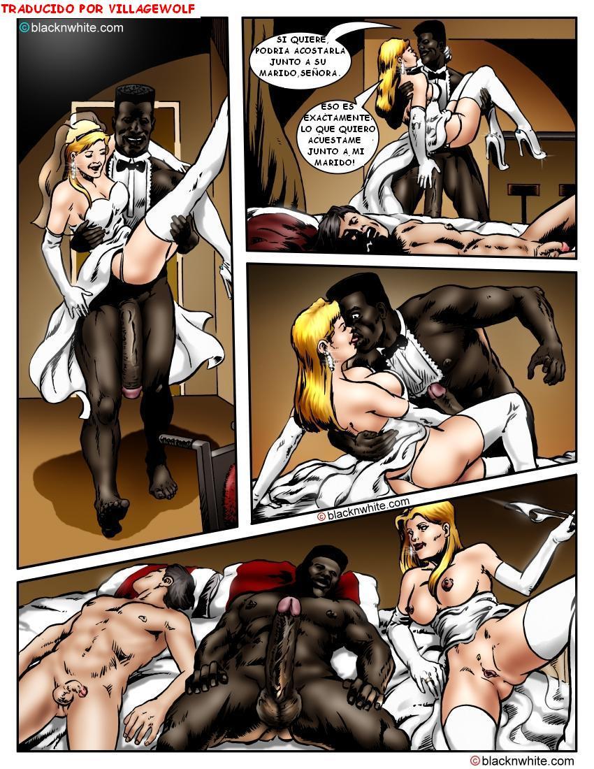 Adulto xxx comics dibujos animados cornudo