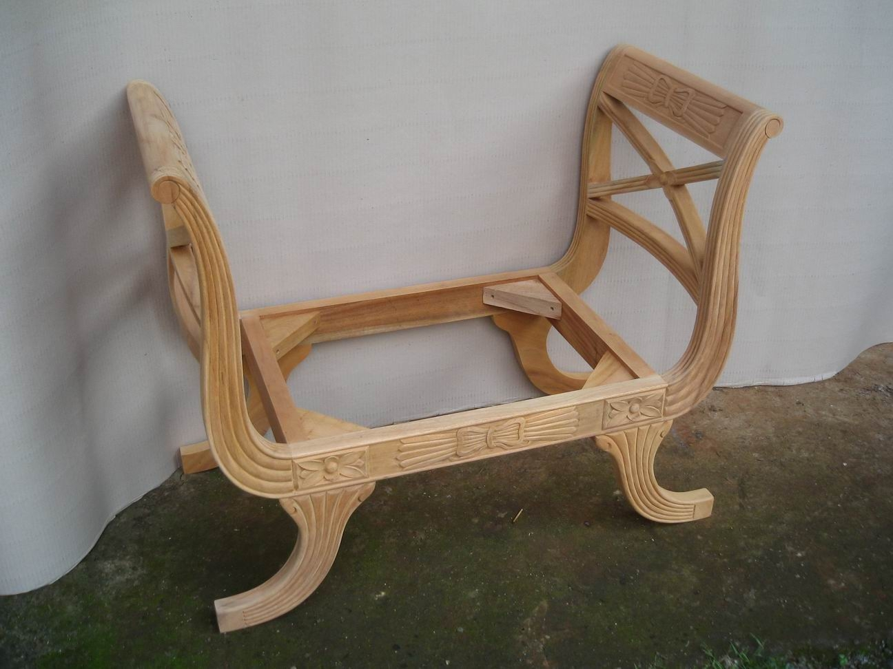 Very Impressive portraiture of Furniture Wooden frame stool mahogany supplier jepara furniture wooden  with #684C35 color and 1296x972 pixels