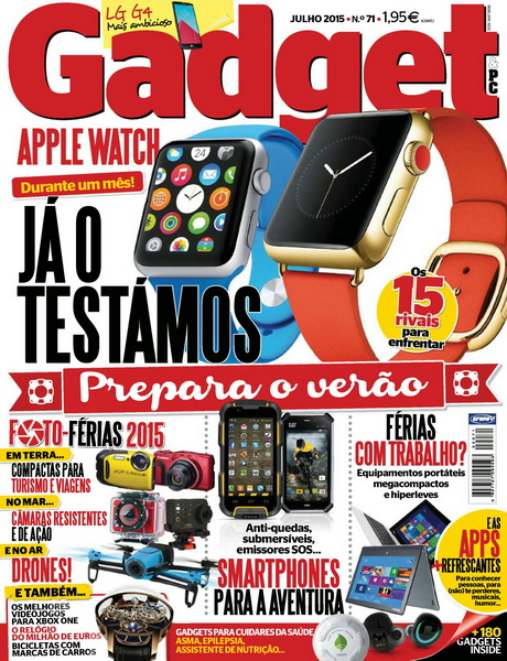 Gadget & PC – Nº 71 Julho (2015)