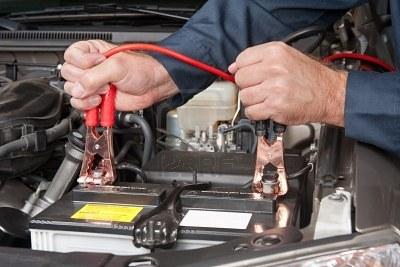 ricaricare batteria auto scarica