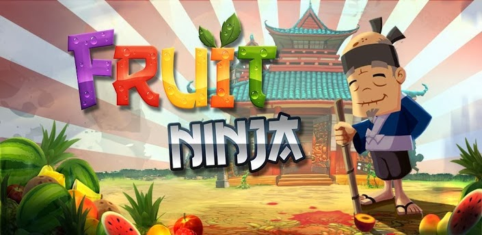 تحميل لعبة نينجا تقطيع الفاكهة للكمبيوتر مجاناً Download Fruit Ninja For PC