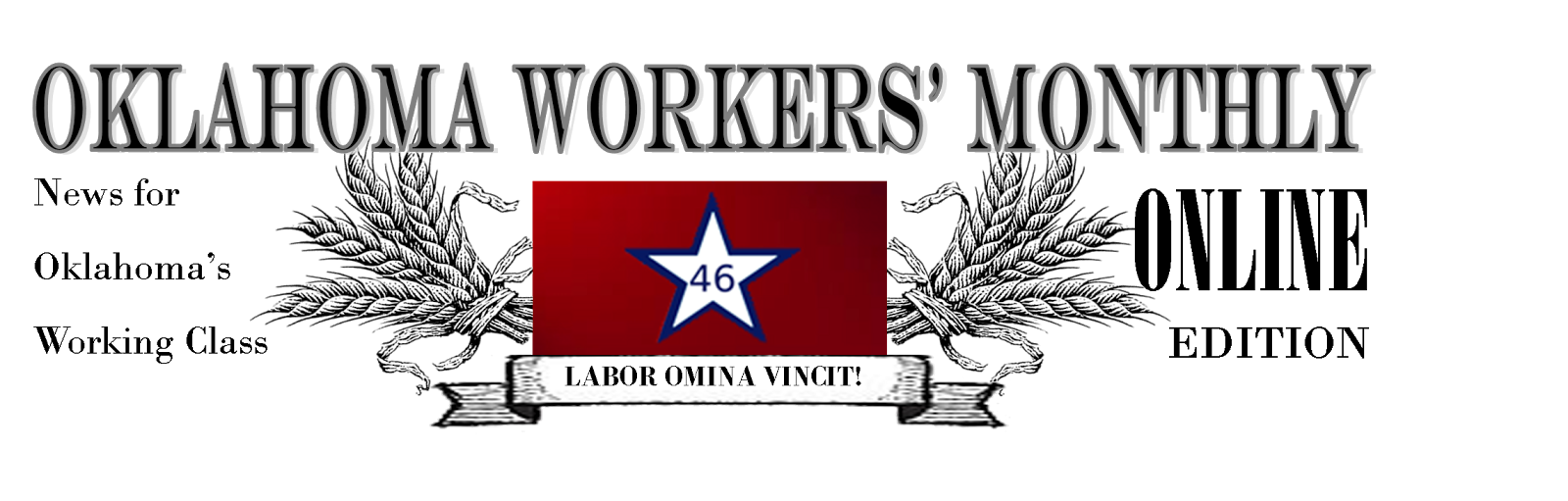 Oklahoma Workers' Monthly