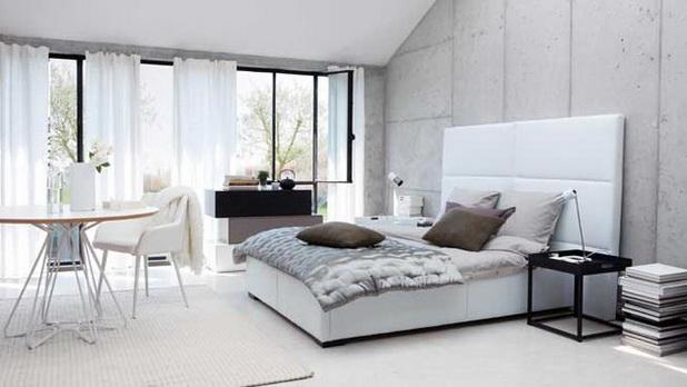 Les couleurs parfaites pour la d corations int rieur de la chambre coucher d cor de maison for Les chombre a coucher