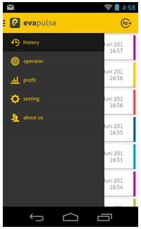 aplikasi untuk bisnis pulsa dengan android