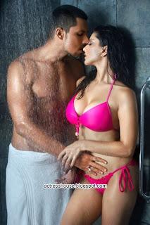 Sunny Leone hot bikini stills