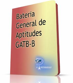 Batería General de Aptitudes GATB-B