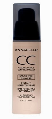 Base Perfectrice instantanée CC de Annabelle (fini naturel)