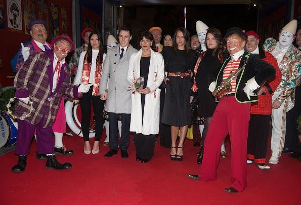 Monaco 40th International Circus Festival, Second Day