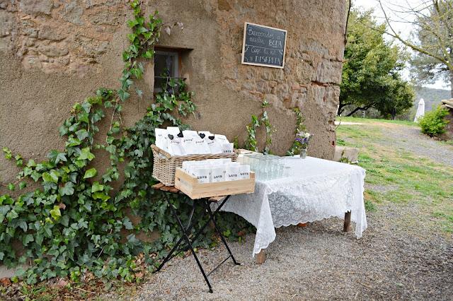 barra limonada kits boda rural masia