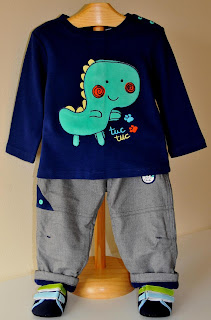 baby boy clothes from the new winter Tuc Tuc collection