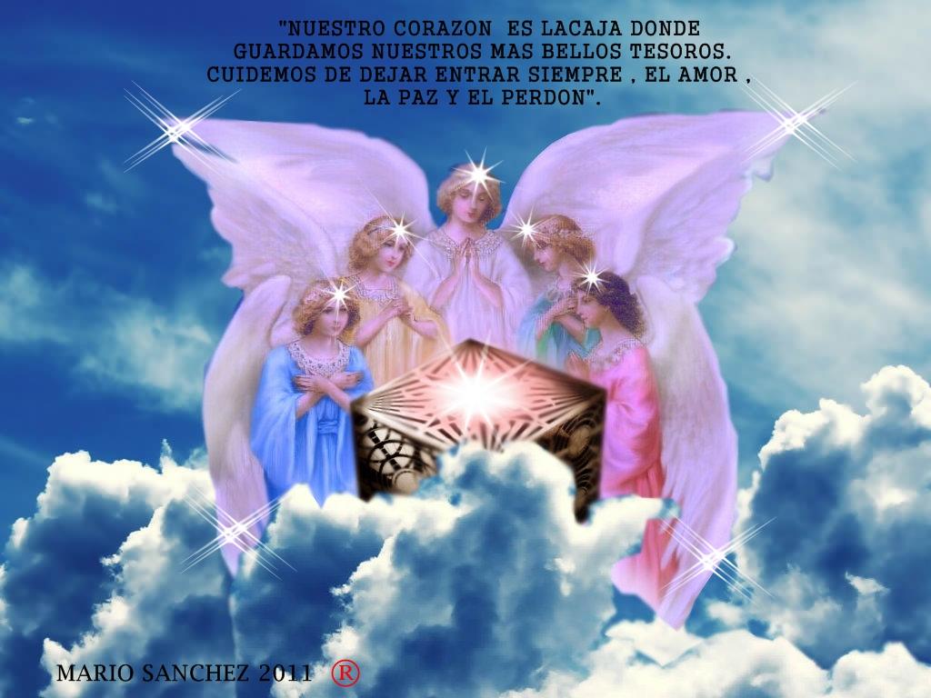 imagenes de angeles de luz y amor Car Tuning