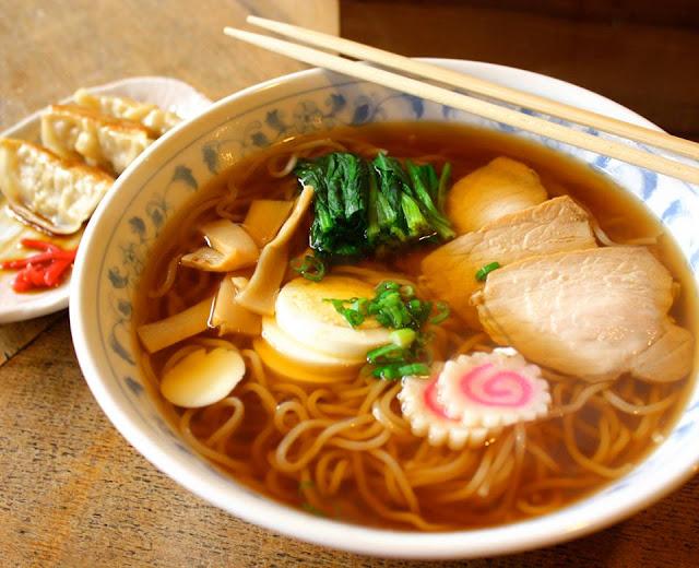 Tô mì Ramen Nhật Bản