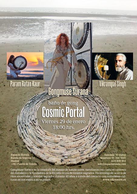 ARTÍCULOS A MOSTRAR, baño de gong madrid, terapia de sonido madrid, concierto espacio ronda, baño de gong akaal.es, baño de gong param ratan kaur,