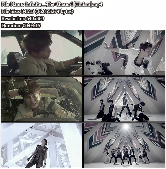 Download MV Infinite - The Chaser