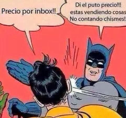 Precio por inbox