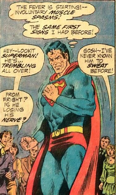 comics make no sense the superman archie bunker crossover you never
