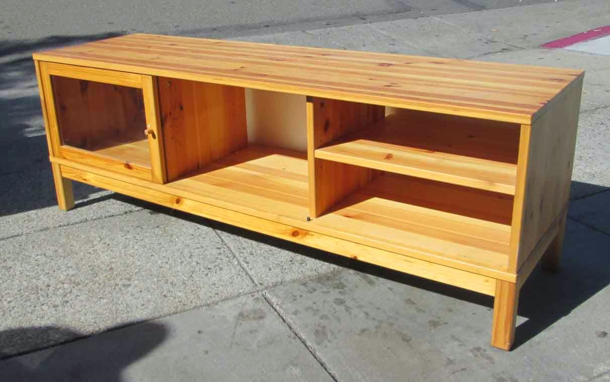 uhuru furniture collectibles sold ikea pine tv stand 40