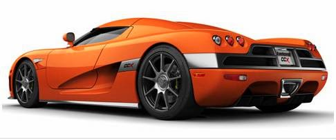 Top Fasted Car In The World Koeningsegg CCX image